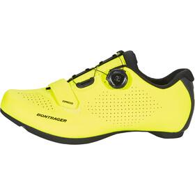 Bontrager Espresso Road Shoes Herre flourescent yellow